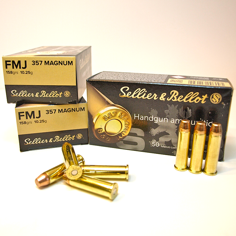 munition s b 357