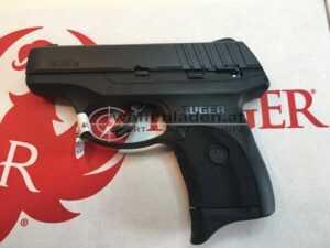 RUGER EC9S  9 Para Taschenpistole