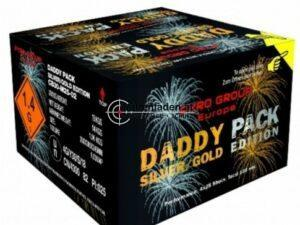 Daddy Pack Silver and Gold