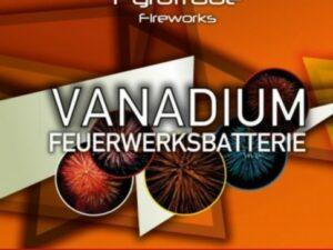 Vanadium Cake